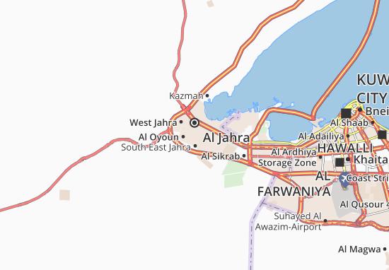 Taima Map