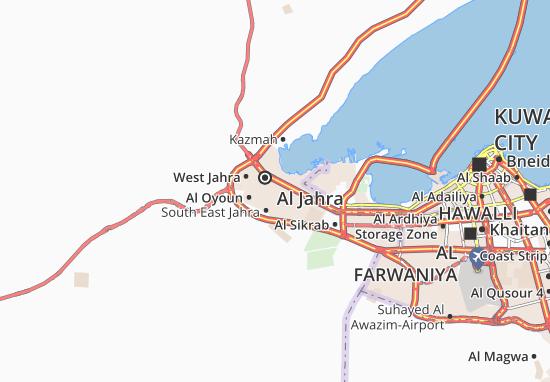 Mappe-Piantine Al Naeem 3