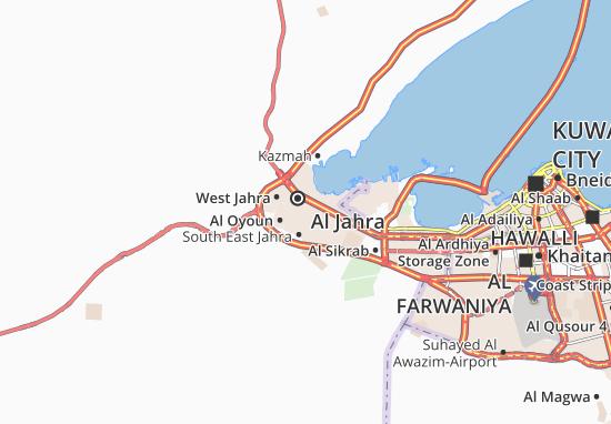 Mappe-Piantine Al Qasr