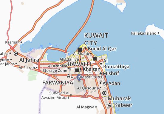 Mappe-Piantine Al Faiha 6