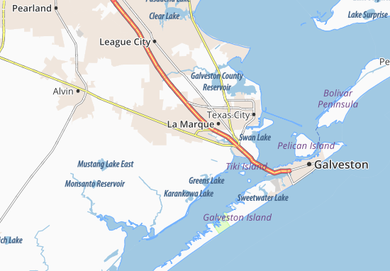 Hitchcock Map