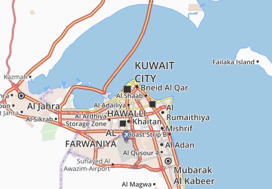 Mappe-Piantine Al Mansouriyah 2