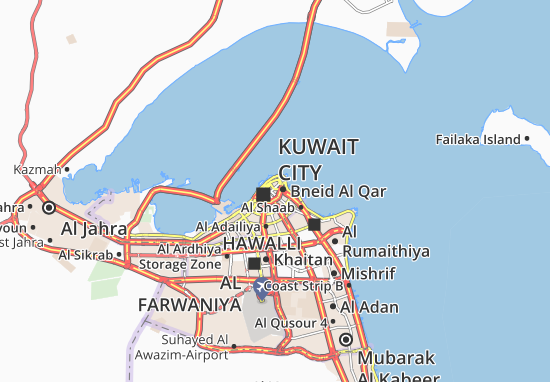Mapas-Planos Al Mirqab 3