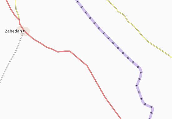 Kaart Plattegrond Kacharud