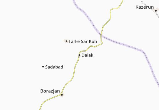 Dalaki Map