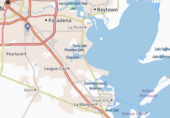 Map of Kemah - Michelin Kemah map - ViaMichelin Map Of Kemah League City Tx on lufkin tx city map, south houston tx city map, galveston tx city map, kountze tx city map, jefferson tx city map, port aransas tx city map, grapeland tx city map, kaufman tx city map, clear lake tx city map, katy tx city map, lake jackson tx city map, pearland tx city map, lampasas tx city map, la porte tx city map, conroe tx city map, angleton tx city map, brenham tx city map, lewisville tx city map,