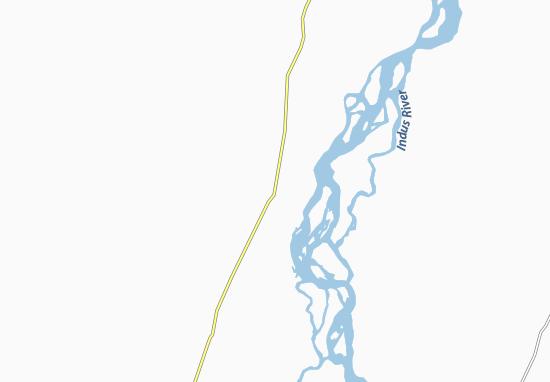 Kaart Plattegrond Jampur