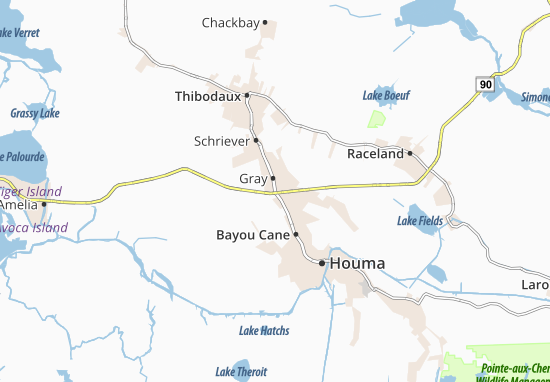 Gray Map