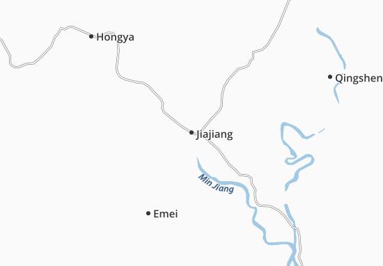 Jiajiang Map