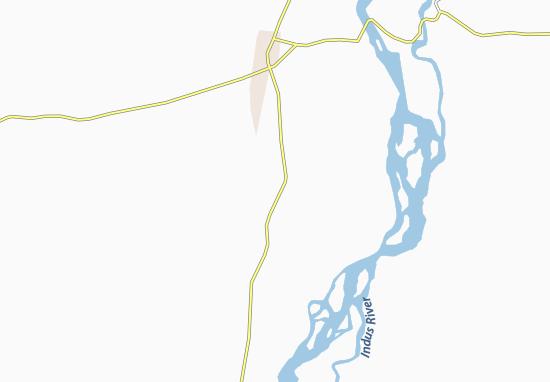 Kot Chutta Map