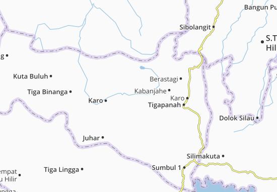 Mapas-Planos Simpang Empat