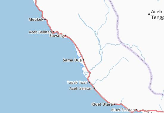 Mappe-Piantine Sama Dua