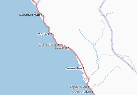 Mappe-Piantine Sawang