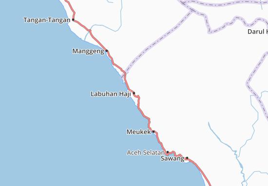 Mappe-Piantine Labuhan Haji