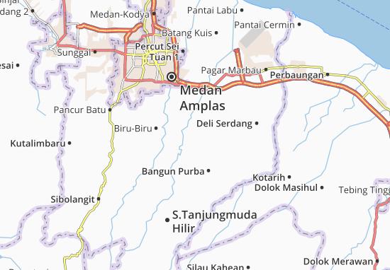 Mappe-Piantine S.Tanjungmuda Hilir