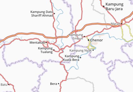 Mapas-Planos Kampung Paya Pulai