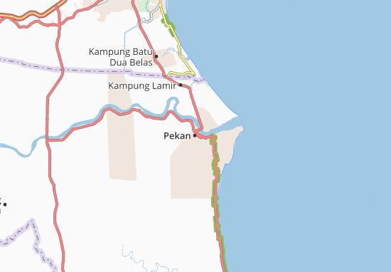 Mapas-Planos Pekan