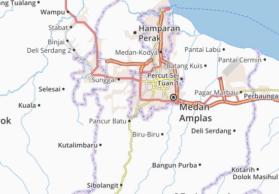 Medan Tuntungan Map: Detailed maps for the city of Medan ... on hong kong map, padang map, balikpapan map, shah alam map, cebu map, borneo map, kabul map, baku map, indonesia map, bandar seri begawan map, east java map, palembang map, south jakarta map, pekanbaru map, rio de janeiro map, recife map, natal map, mandalay map, yogyakarta map, semarang map,