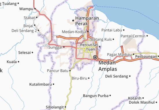 Medan Selayang Map: Detailed maps for the city of Medan ... on hong kong map, padang map, balikpapan map, shah alam map, cebu map, borneo map, kabul map, baku map, indonesia map, bandar seri begawan map, east java map, palembang map, south jakarta map, pekanbaru map, rio de janeiro map, recife map, natal map, mandalay map, yogyakarta map, semarang map,