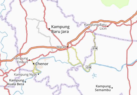 Maran Map