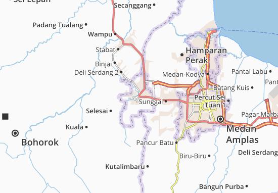 Mapas-Planos Binjai