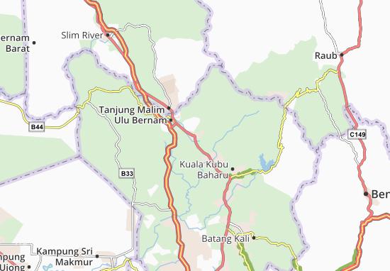 Mapas-Planos Kalumpang