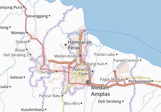 Medan Map: Detailed maps for the city of Medan - ViaMichelin on hong kong map, padang map, balikpapan map, shah alam map, cebu map, borneo map, kabul map, baku map, indonesia map, bandar seri begawan map, east java map, palembang map, south jakarta map, pekanbaru map, rio de janeiro map, recife map, natal map, mandalay map, yogyakarta map, semarang map,