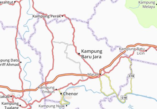 Mappe-Piantine Kampung Baru Jara