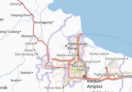Mapas-Planos Hamparan Perak