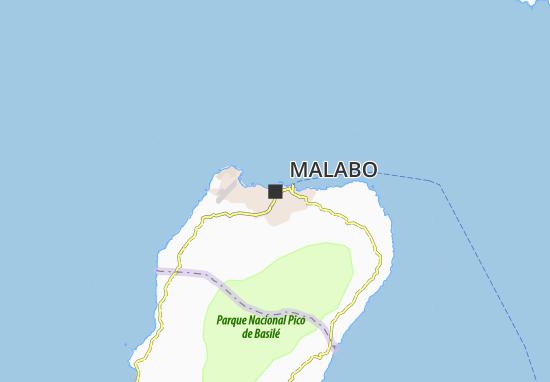 Mapas-Planos Malabo