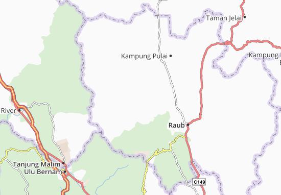 Mapas-Planos Semantan Hulu