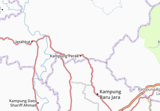 Kampung Perak Map