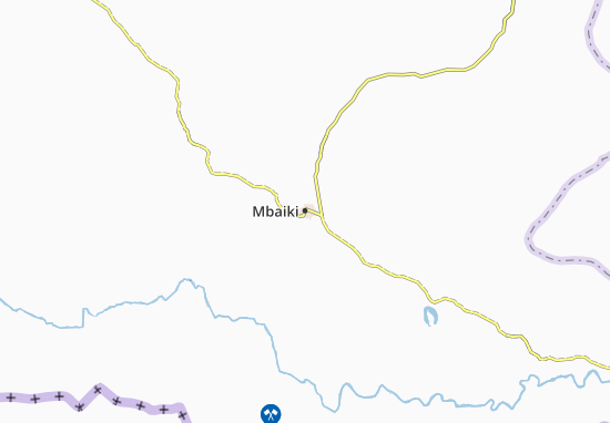 Mappe-Piantine Mbaiki