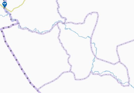 Carte-Plan Angoula