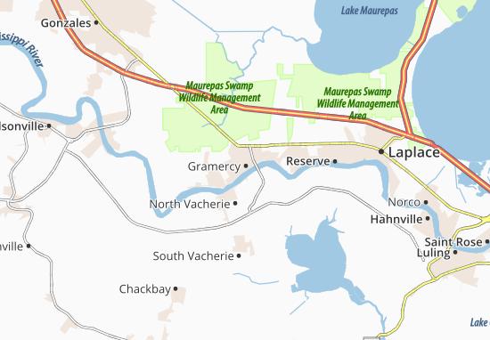 Lutcher Map