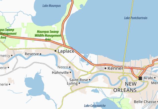 Map of La nche - Michelin La nche map - ViaMichelin Map Kenner La on map of gray la, map leesville la, map haynesville la, map rayne la, map cut off la, map homer la, map folsom la, map austin la, map gueydan la, map jena la, map lacombe la, map of houma la, map gramercy la, map new york la, map ponchatoula la, map california la, map franklin la, map tallulah la, map patterson la, map opelousas la,