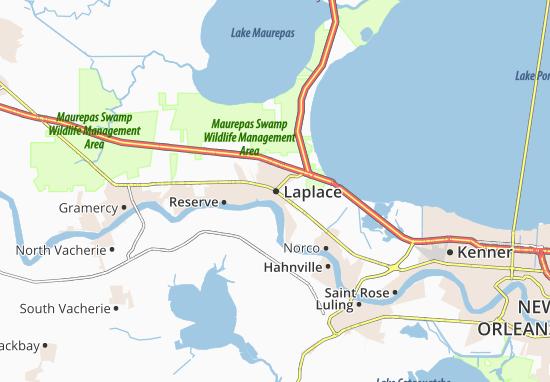 Laplace Map