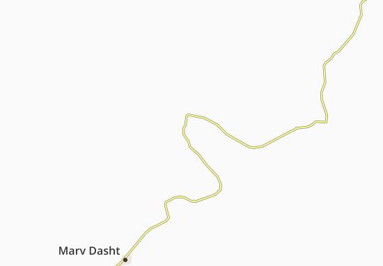 Sivand Map