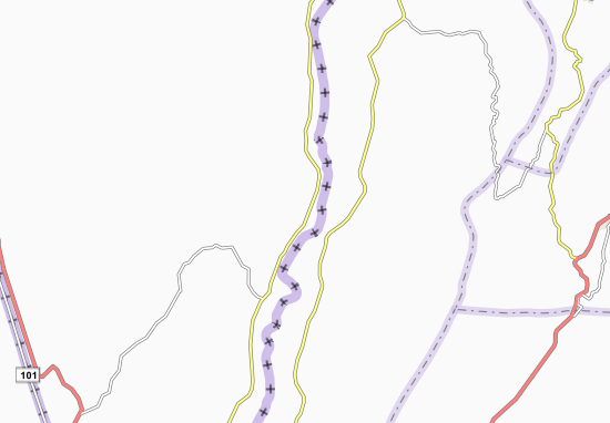 Yahel Map
