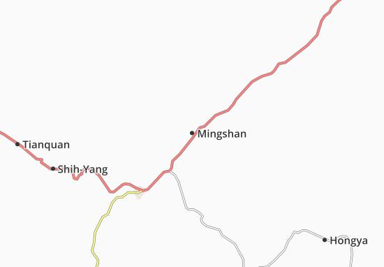 Mapas-Planos Mingshan