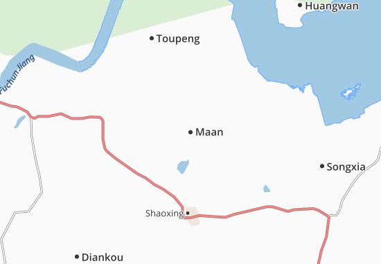 Maan Map