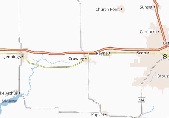 Crowley Map
