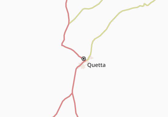 Mapas-Planos Quetta
