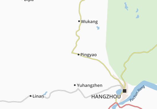 Mappe-Piantine Pingyao