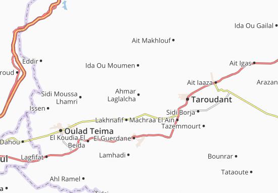 Mapas-Planos Ahmar Laglalcha