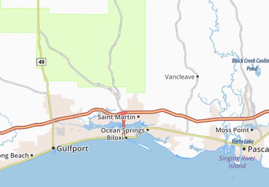 Latimer Map