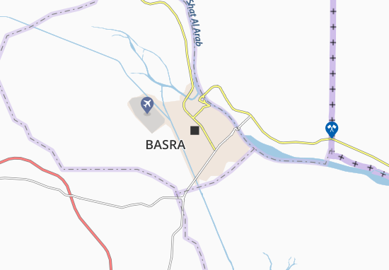 are you looking for the map of basra find any address on the map of basra or calculate your itinerary to and from basra find all the tourist attractions