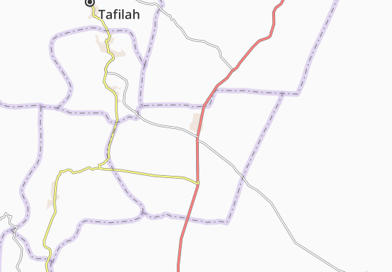 Huseiniya Map
