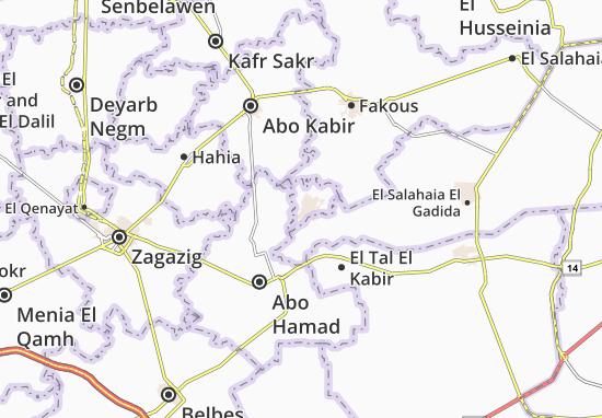 El Qureen Map