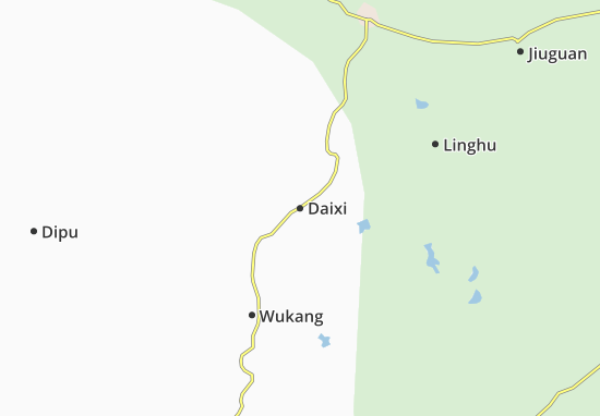 Daixi Map